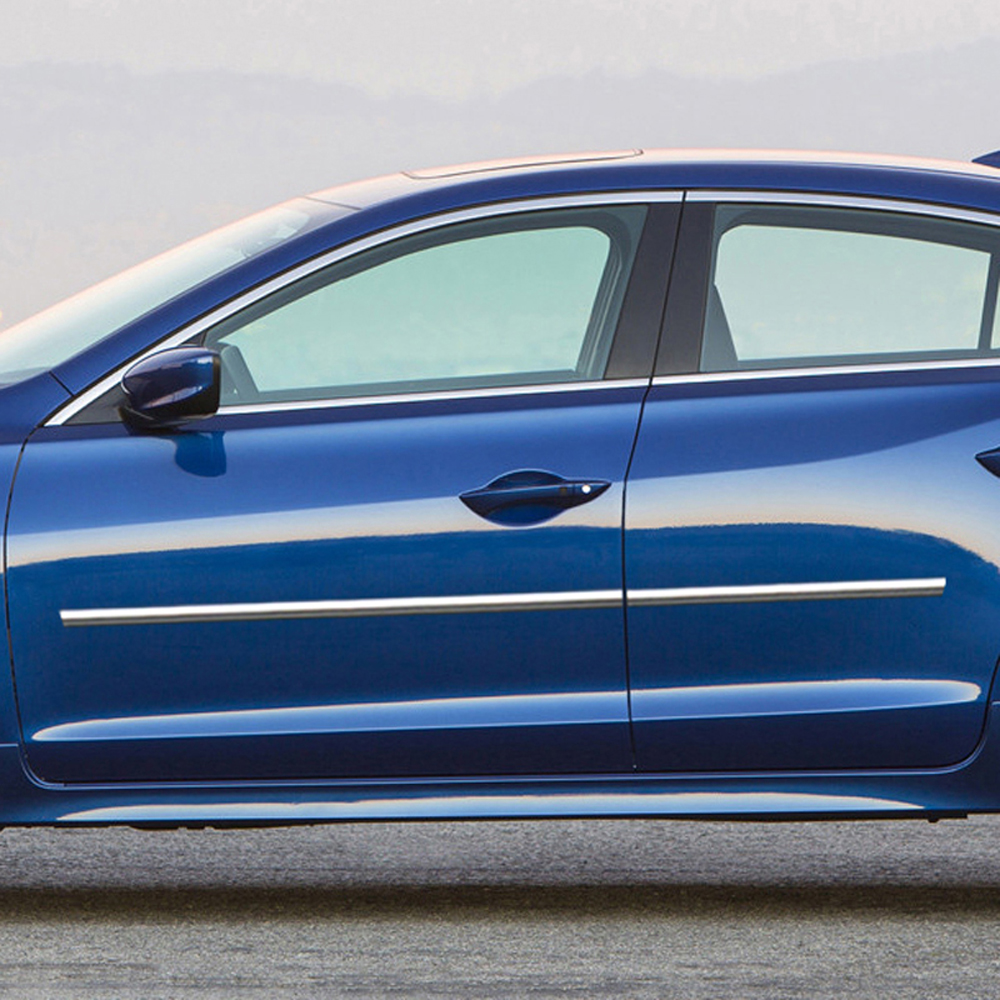 Acura ILX Chrome Body Molding 2013