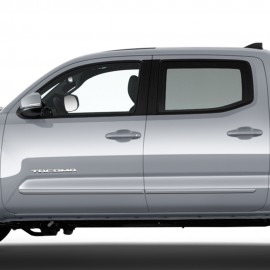 Toyota Tacoma Double Cab Body Side Molding 2005 - 2018 / FE-TACDC
