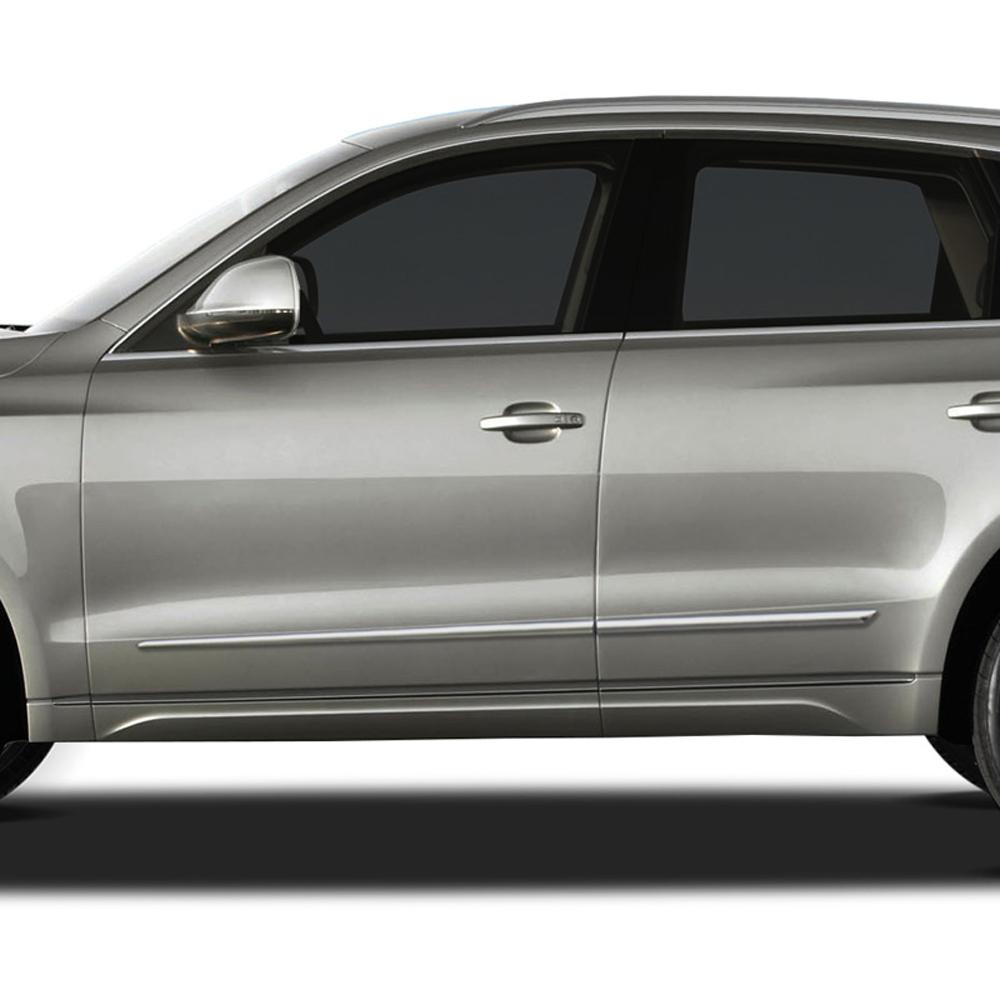 Audi Q5 Chrome Body Side Molding 2009