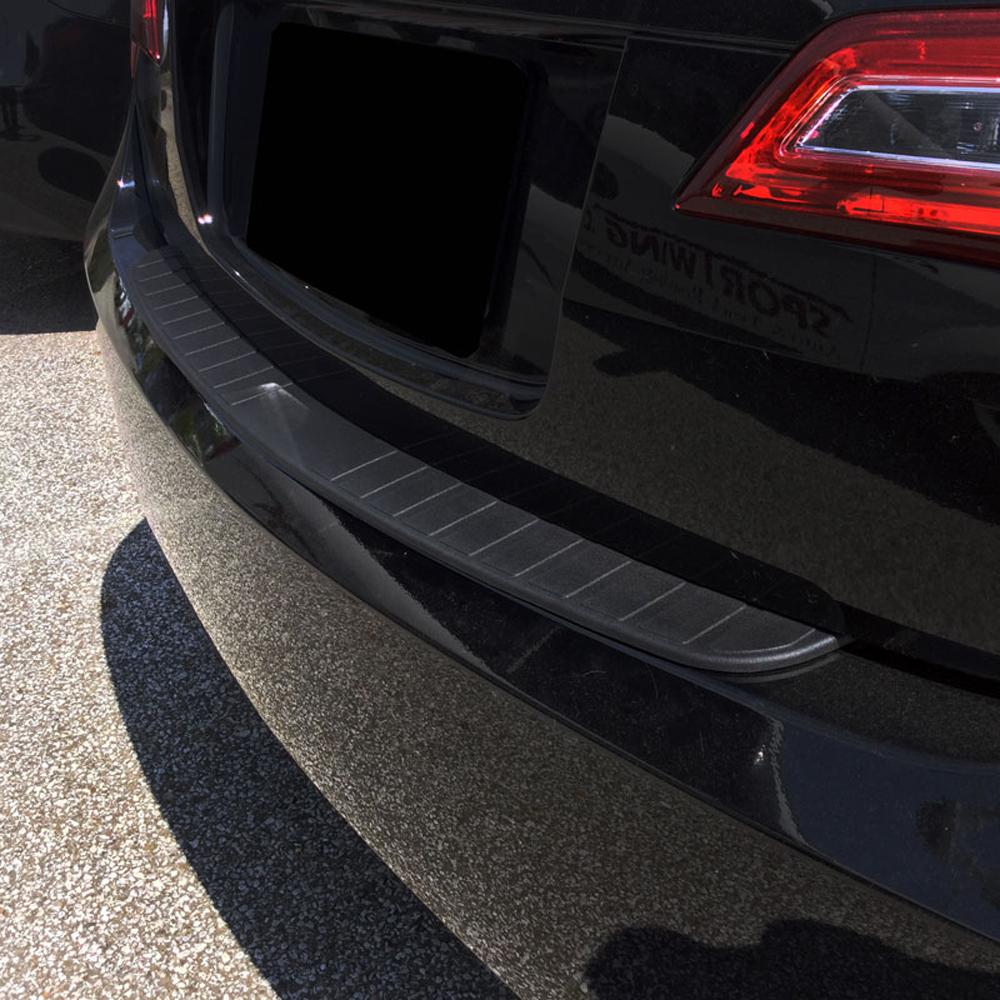 Acura ILX Rear Bumper Protector 2013