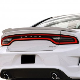 Dodge Charger Hellcat Style Flush Mount Rear Deck Spoiler 2014 - 2016 / CH-HC14