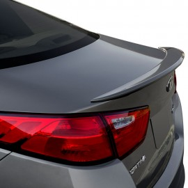 Kia Optima Factory Style Flush Mount Rear Deck Spoiler 2014 - 2015 / OPTIMA14-FM