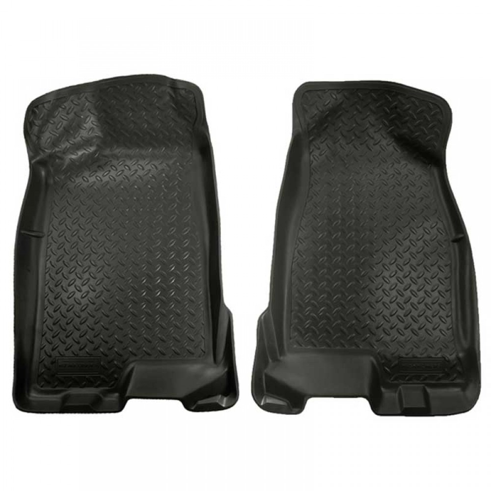 Gmc Canyon Crew Cab Classic Style Front Floor Liners 2004