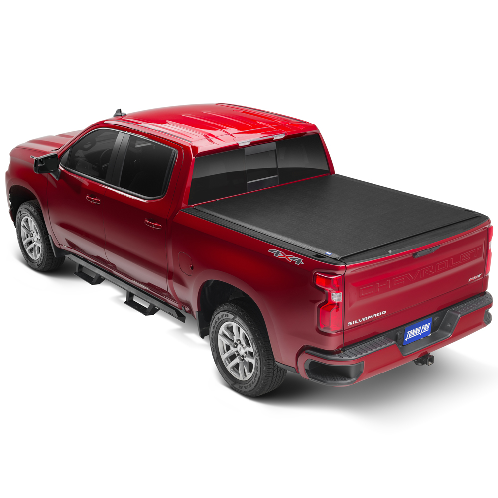 Chevrolet Silverado 2500 8 Long Bed Roll Up Tonneau Cover 2015