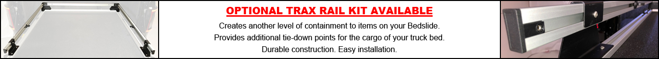 Additional Trax Rail Kit Promotion
