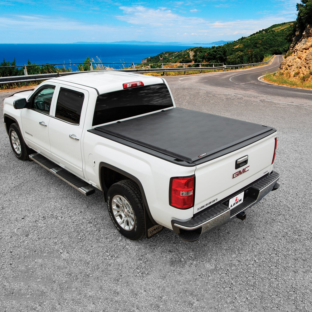 Chevrolet Colorado 6 2 Bed Sr250 Rolling Tonneau Cover 2015 2020 610130 Sportwing